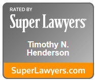 "Selected by Super Lawyers as a ""Rising Star"""