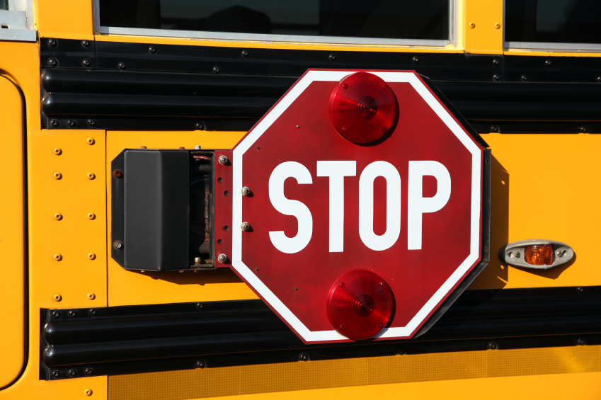 Conviction for passing a stopped school bus has serious ramifications.
